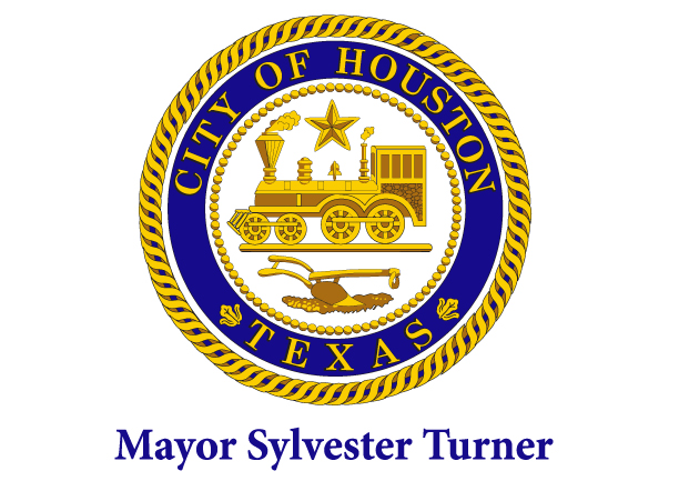 City of Houston Seal Mayer Sylvestor Turner